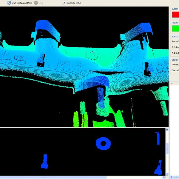 Bildanalye - 3D Oberflächenanalyse